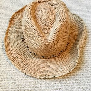 Caslon Women's Packable Straw Hat